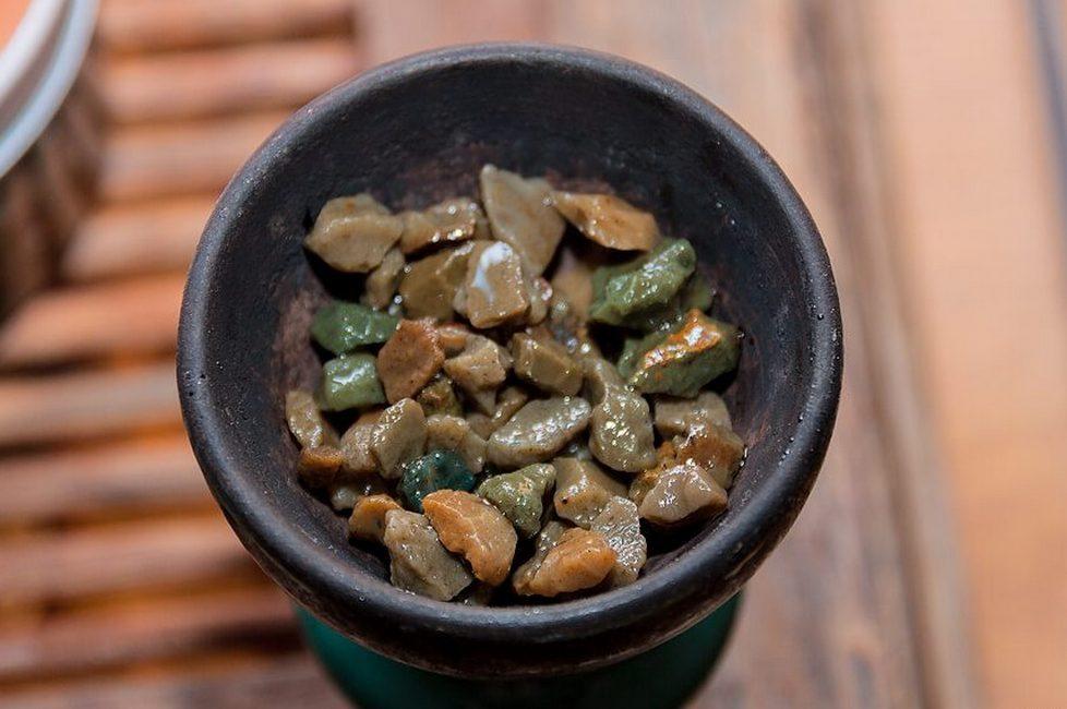 Курительные камни для кальяна