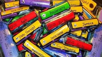 Самый крепкий табак для кальяна Tangiers